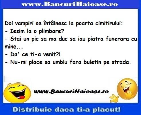 Banc cu vampiri si piatra funerara, bancuri cu vampiri 2020, Banc cu vampiri, vampiri si piatra funerara, bancuri cu vampiri, bancuri 2020, banc vampiri, bancuri vampiri