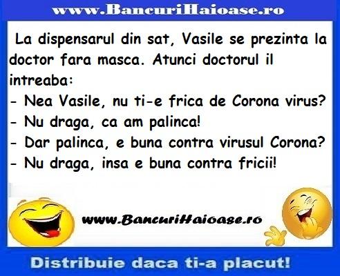 Banc cu Vasile si vaccinul anti Covid, bancuri Vasile 2021, Banc cu Vasile, banc cu vaccinul anti Covid, bancuri Vasile, bancuri cu vasile 2021, bancuri cu vasile